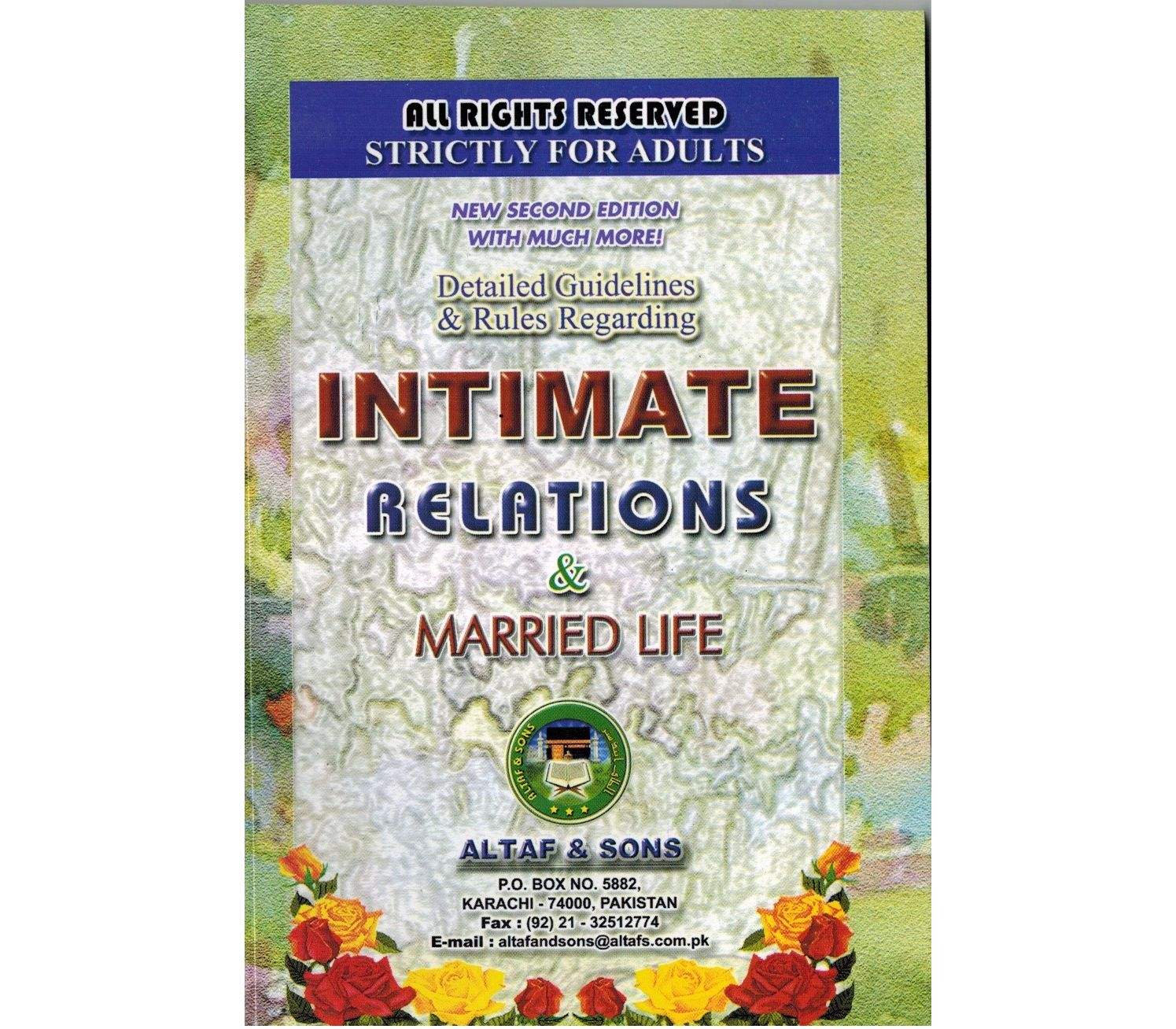 Sexual Relations and Married Life