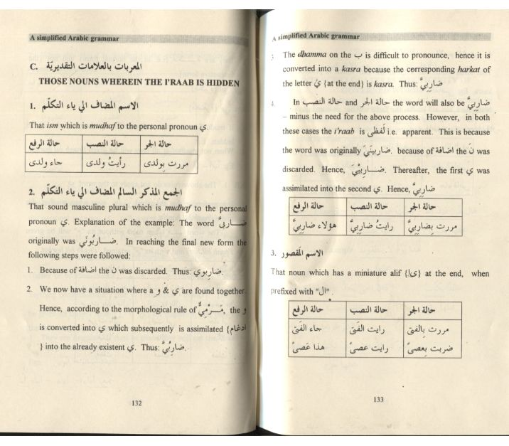 arabic learning books pdf in urdu