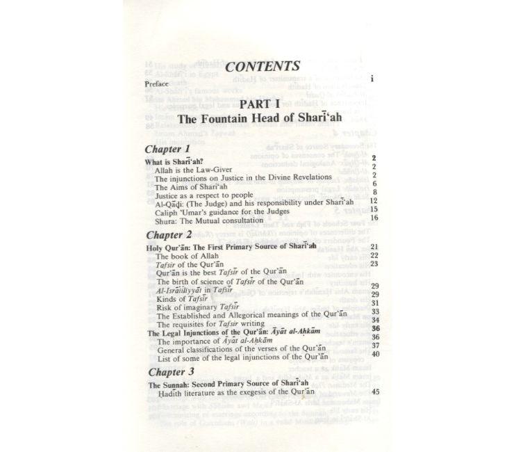 shariah the islamic law rahman i doi pdf